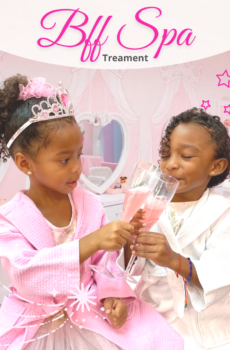 BFF spa for kids treatment
