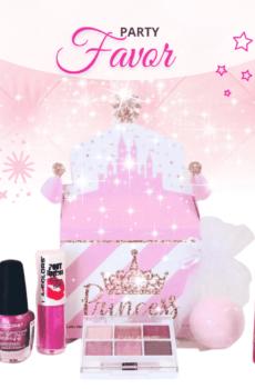 Little Princess Spa new party favor