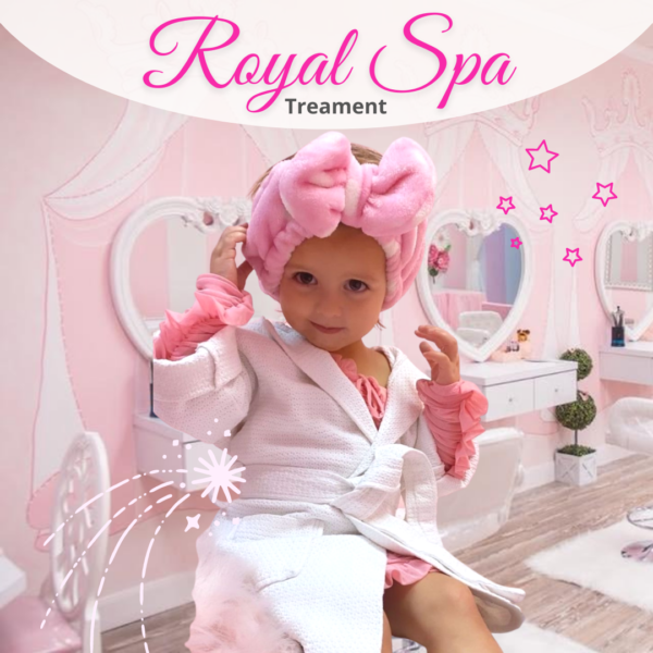 Roual Spa for kids