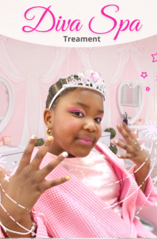 Diva Spa for Kids
