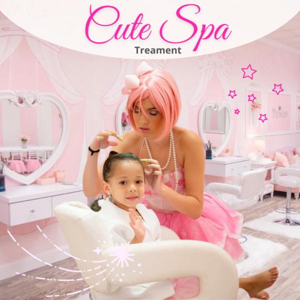 Cute Spa TReatment