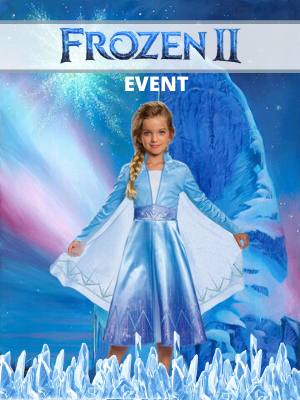 Little Princess Spa frozen 2 Event
